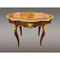 Средний стол Наполеон III Пьедестал Таблица