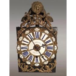 Часовое движение начала XVIII века