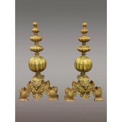 Золотая бронза Наполеона III Андирона