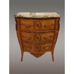 сундук с ящиками в стиле Людовика XV