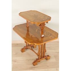 Чайный стол - Эмиль Галле (1846-1904)