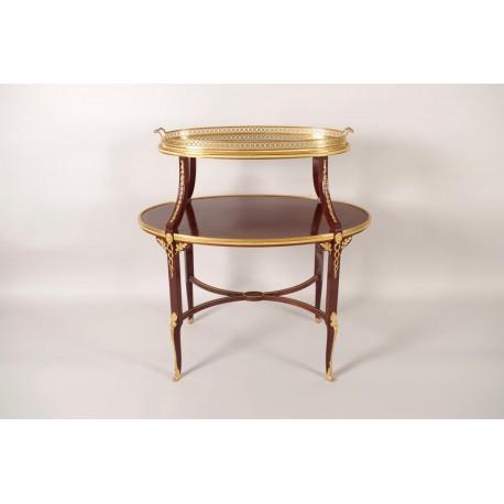 Чайный столик от Франсуа Линке