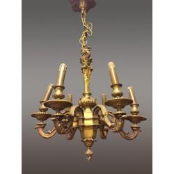 люстра в стиле Людовика XIV
