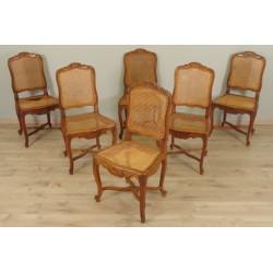 стулья в стиле Людовика XV