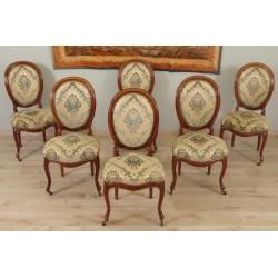 Шесть стульев Наполеон III