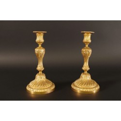 Пара свечей в стиле Людовика XVI