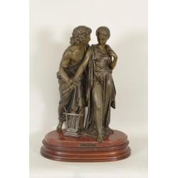 Ипполит Моро: Орфей и Эвридика