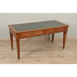 плоский письменный стол в стиле Людовика XVI