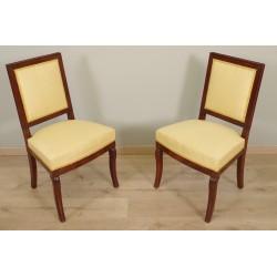 Восстановление пары стульев