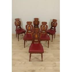 стулья в стиле Ренессанс