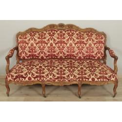 диван в стиле Людовика XV
