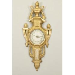 Барометр-термометр Людовика XVI эпохи