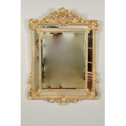 Зеркало из золотого дерева закрывает Наполеона III