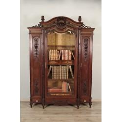 Библиотека в стиле Людовика XVI
