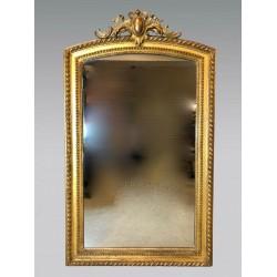 Зеркало из позолоченного дерева Наполеон III