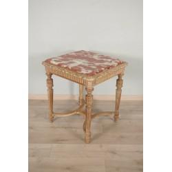 Стол на ножках в стиле Людовика XVI