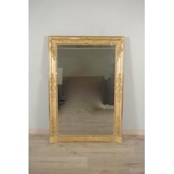 Позолоченное зеркало эпохи ампир